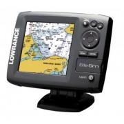Lowrance Elite5M GPS