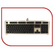 Клавиатура A4Tech Bloody B840 Gold-Black