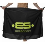 ES Collection Sarong Beach Wrap Black AC015