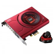 Creative Sound Blaster Zx 5.1-Channel PCIE Sound Card