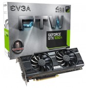 EVGA GeForce GTX 1050 Ti FTW GAMING ACX 3.0 4GB (04G-P4-6258-KR)