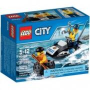 LEGO® City Evadare cu anvelopa 60126