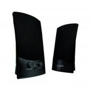 Sistem audio 2.0 Logic LS-10 black