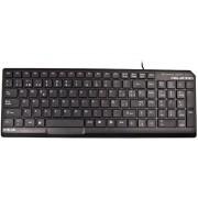 Tastatura E-Blue Delgado (Neagra)
