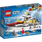 LEGO® CITY »Great Vehicles« Vissersboot (60147)