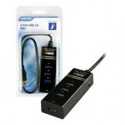INNOVATION IT Hub USB3.0 4 ports