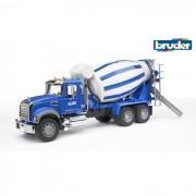 Bruder mack granite camion betoniera 2814