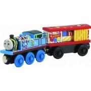 Thomas And Friends Wooden Railway - Happy Birthday Thomas And Box Car