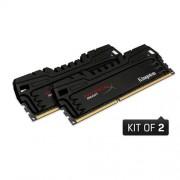 Kingston 16GB DDR3-2133MHz HyperX XMP Beast, 2x8GB