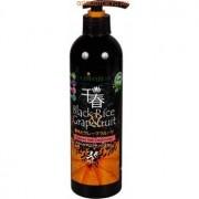 CHIHARU Кондиционер увлажняющий для окрашенных волос «Чёрный рис и грейпфрут», 500 мл.