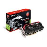 MSI Scheda grafica GeForce GTX 760 - 2 GB GDDR5- PCI-Express 3.0 (N760 TF 2GD5/OC)