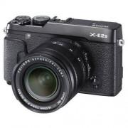 Fujifilm X-E2S czarny + ob. XF 18-55mm + karta Sandisk 16 GB 80MB/s GRATIS Dostawa GRATIS!