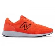 New Balance 420 Re-Engineered Orange with Black