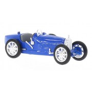 1924 Bugatti Type 35B [WhiteBox WB045], Azul, 1:43 Die Cast