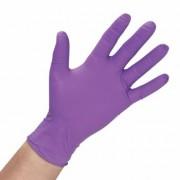 Nitril handschoenen Paars