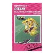 Exploration des océans - Pierre Avérous - Livre