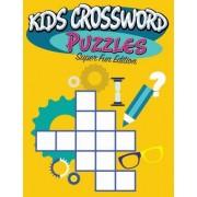 Kids Crossword Puzzles by Speedy Publishing LLC