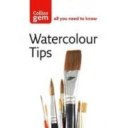 Watercolour Tips by Ian King