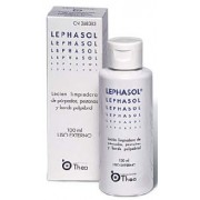 Lephasol Reinigungs-Lotion 100 ml enthält. Thea