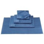BLANC CERISE Drap de bain - coton peigné 600 g/m² - uni