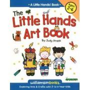 Little Hands Art Book by Judy Press