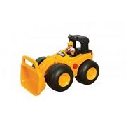 Toy Stato 80.173 - Caterpillar Big Movin Rumbler - caricatori fine pala con luce-suono e la funzione di movimento
