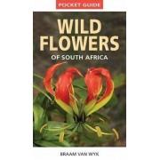 Pocket guide: Wild flowers of South Africa by Braam Van Wyk