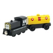 Thomas and Friends Wooden Railway - Mavis and the Fuel Car by Thomas & Friends