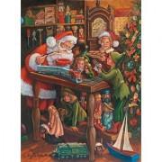 Santas Workshop Puzzle by SunsOut