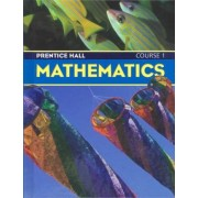Prentice Hall Math Student Edition Course 1 2004c by Randall I. Charles