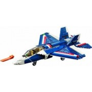 Set Constructie Lego Creator Power Jet Albastru