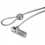 Sajla za zaključavanje lap top računara – šifra, HAMA 11788