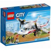 Lego City great vehicles ambulance plane 60116