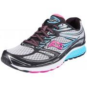 saucony Guide 9 - Zapatillas para correr Mujer - gris/Turquesa 39 Zapatillas pronadoras