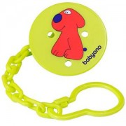 Бебешки Клипс за залъгалка 044 Babyono, Налични 3 цвята, 3660144