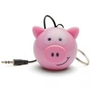 Boxa portabila KitSound MyDoodles Trendz Mini Buddy Pig