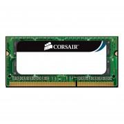 Memoria Ram DDR3 Sodimm Corsair 1333 MHz 8 GB PC3-10600 (CMSO8GX3M1A1333C9)-Negro