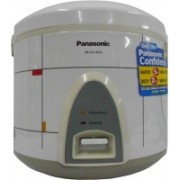 Panasonic SR KA 18 FA Electric Rice Cooker with Steaming Feature(1.8 L)