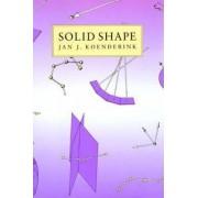 Solid Shape by Jan J. Koenderink