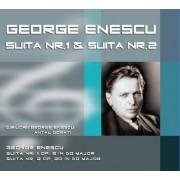 George Enescu - Suita nr.1 & Suita nr.2 (CD)