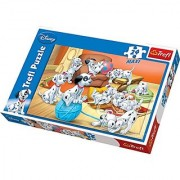 Jigsaw Puzzle - 24 Pieces - The 101 Dalmatians : Wool Ball