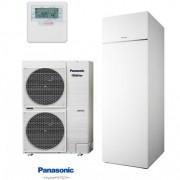 Panasonic KIT-ADC9HE8 AQUAREA ALL IN ONE 3 fázisú hőszivattyú légkazán 9 kW