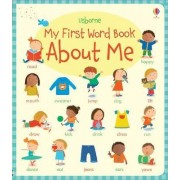 My First Word Book About Me by Caroline Young