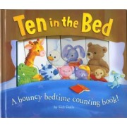 Ten in the Bed by Tiger Tales