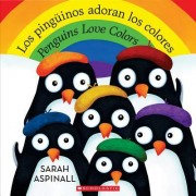 Los Pinguinos Adoran Los Colores / Penguins Love Colors
