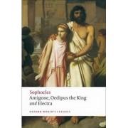 Antigone-Oedipus The King-Electra