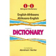 English-Afrikaans & Afrikaans-English One-to-One Dictionary by A. Venter