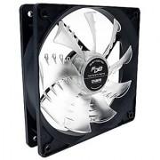 Zalman Ultra Quiet 120mm FDB Case Fan with Shark Fin Blade Design Cooling Black ZM-F3 FDB (SF)