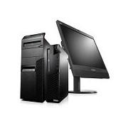 "Lenovo ThinkCentre M83 i5 4460 4GB PC3 500GB HD 3.5"" Mini Tower Desktop"