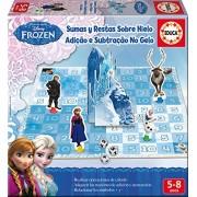 Frozen - Aprendo A...Sumar y Restar, juego educativo (Educa Borrás 16379)